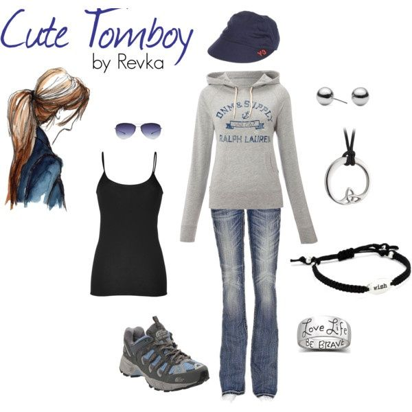 Cute outfits tomboy cute tomboy by revka ready for - Cute tomboy outfits ...