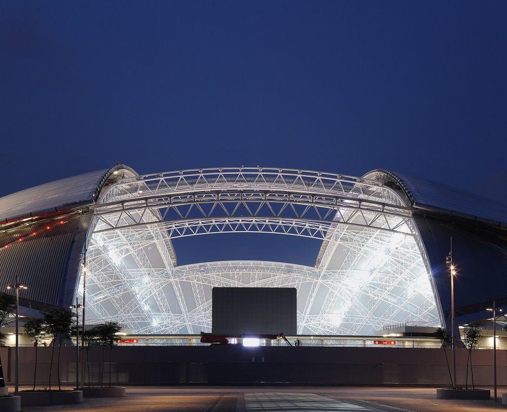 Singapore Sports Hub National Stadium Roof National