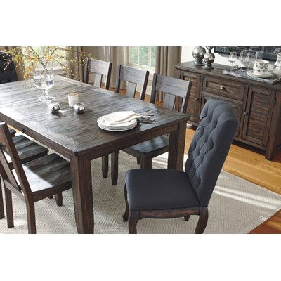Signature Design By Ashley Extendable Dining Table Dining Room