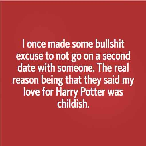 19 Real Thoughts Harry Potter Fans Actually Have