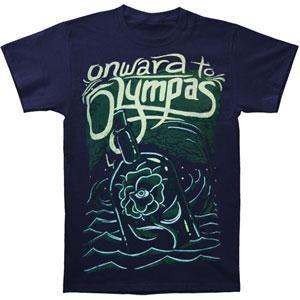 Photo of Onward To Olympas Bottle T-shirt