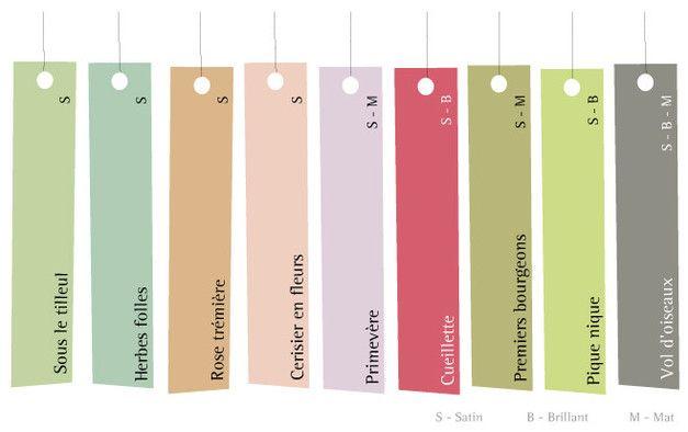 nuancier printemps essensia v33 colors color spring. Black Bedroom Furniture Sets. Home Design Ideas