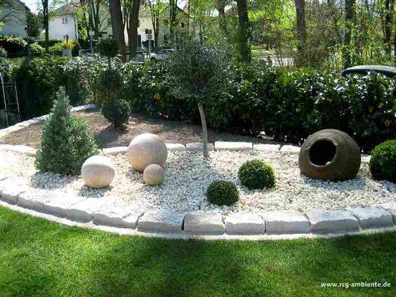 Mediterane Gärten mediterrane gärten ambiente giardino garten gardens