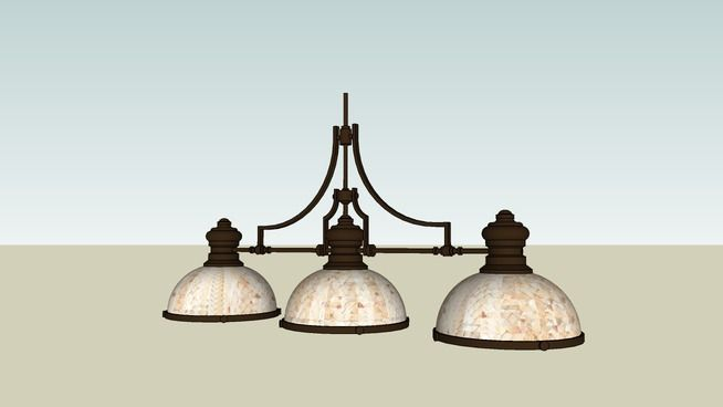 Pendant Light - Chadwick Collection - 3D Warehouse & Pendant Light - Chadwick Collection - 3D Warehouse | 3D Lighting ...