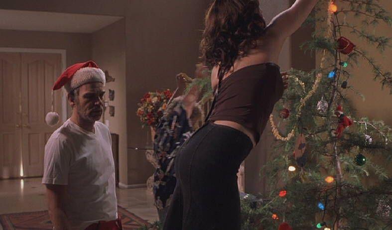 Lauren graham bad santa think