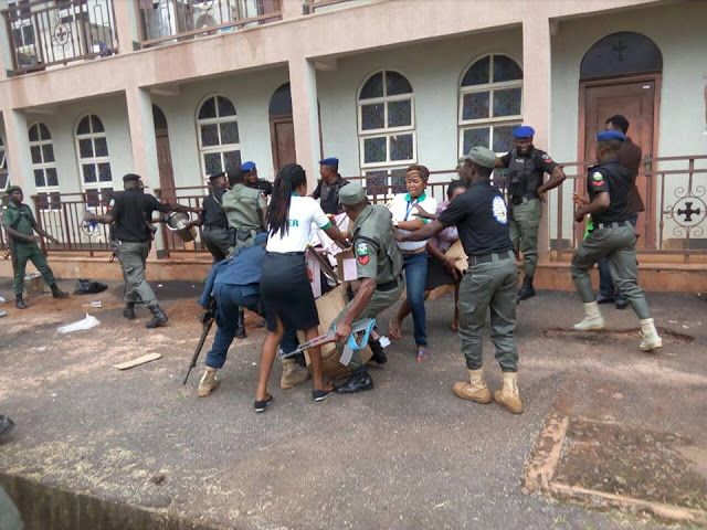 See What Politicians Has Turned Nigerians Into (Shocking Photo)