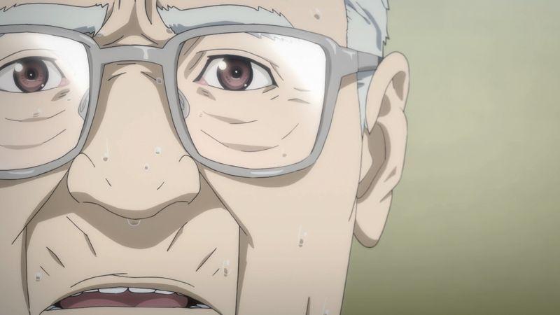 Screenshots From The New Inuyashiki Trailer