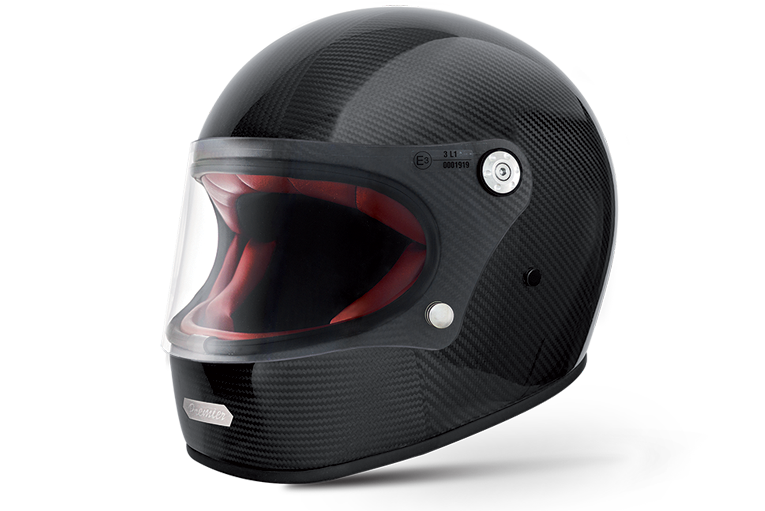 premier trophy carbon helmet Full face motorcycle helmets