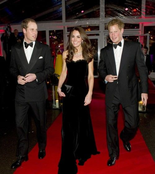 Kate Middleton in her custom Alexander McQueen... One of many reasons to envy her.