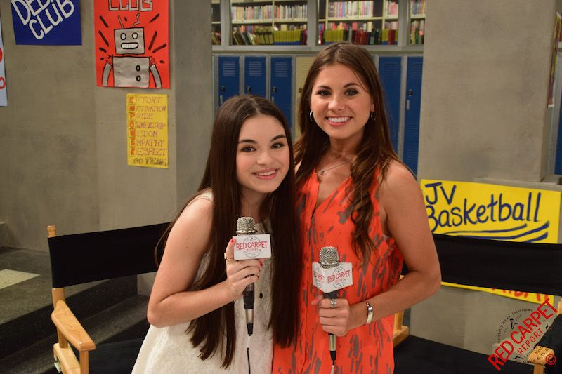 Rcr Goes Behind The Scenes With The Cast Of Best Friends Whenever