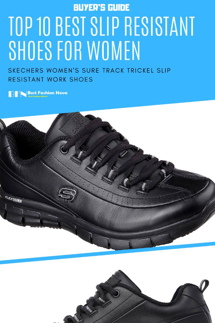 Best Non Slip Shoes for Women   Slip