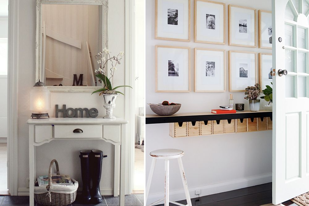 Lovely Hallway, Entryway And Foyer Storage Solutions And Decoration | Rock My Style