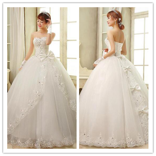 new arrival sweetheart ruched beaded corset lace wedding