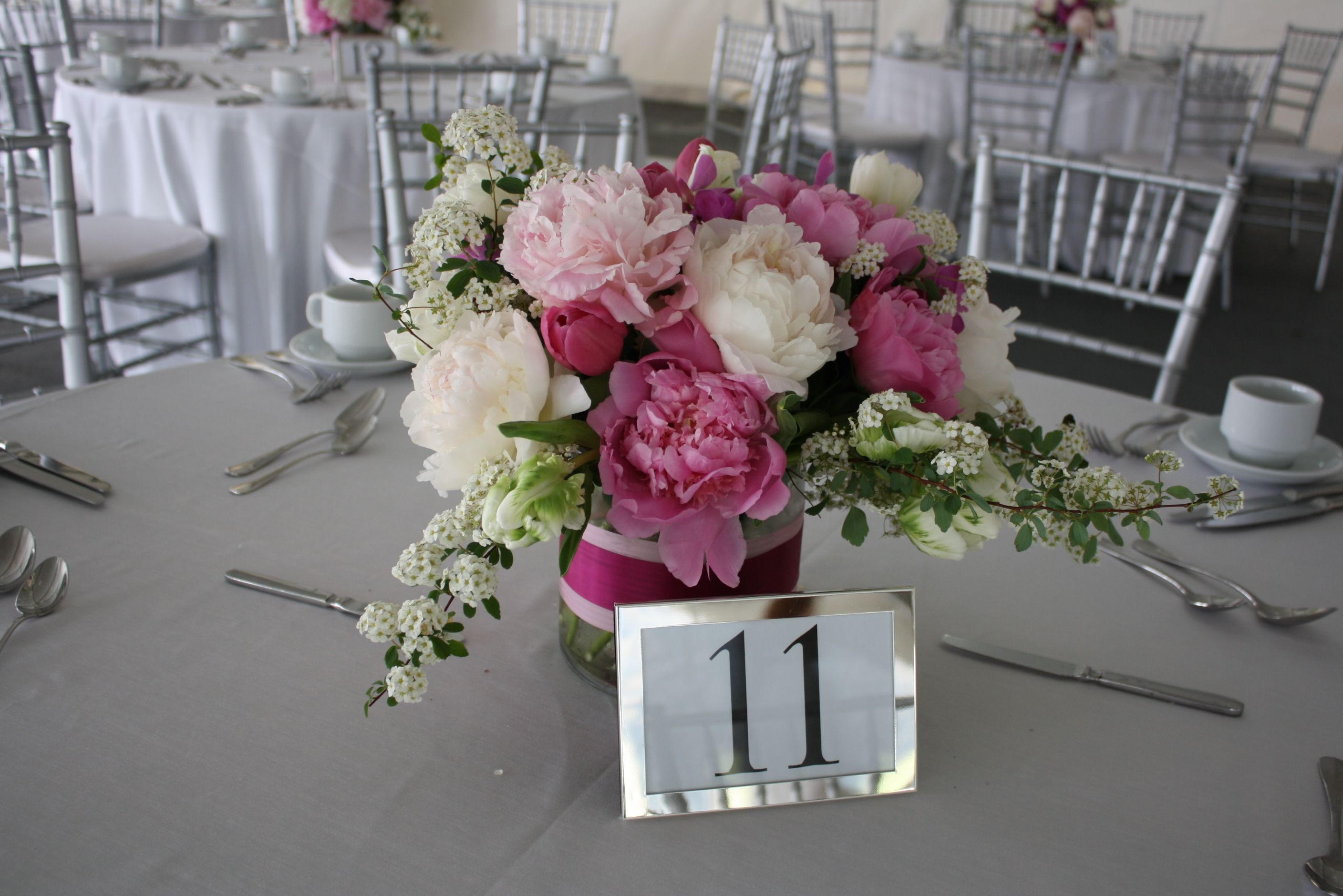 Wedding Centerpiece From Patalena