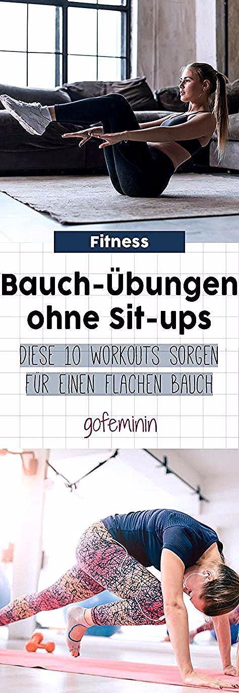 Diese Bauch-Übungen sind noch viel besser als klassische Sit-ups und sorgen endlich fürs Sixpack #si...