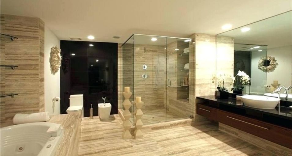15 Amazing Luxurious Master Bathroom Designs For Your Home Top Home Ideas Modern Master Bathroom Modern Master Bathroom Design Modern Bathroom Design