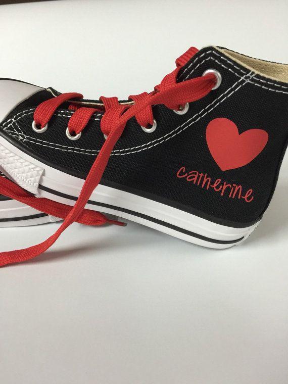 Love Custom Converse Shoes Chuck taylors by Beecustominc on Etsy dfa5d7f2f