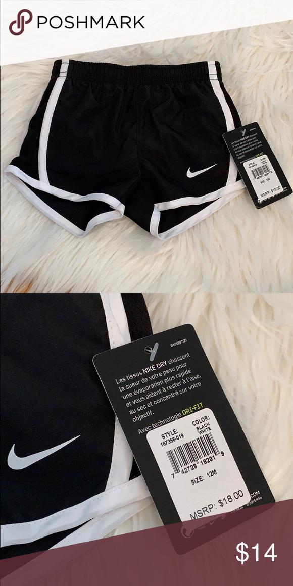 nike shorts 12 months