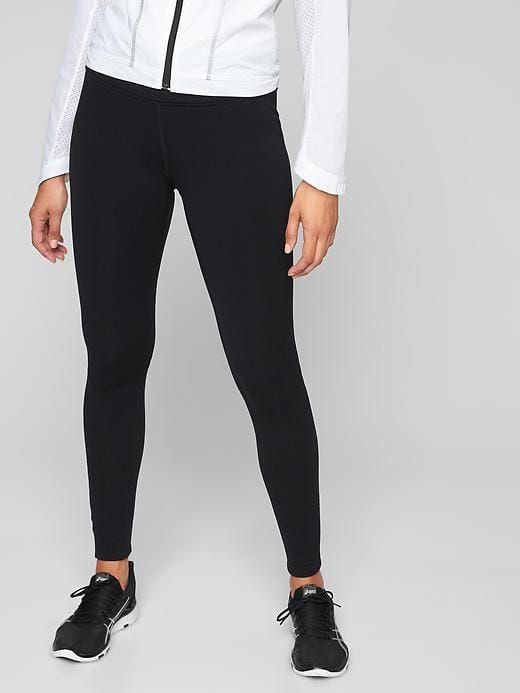 21211f3e114f86 Fleece Lined Athletic Pants   Polartec Power Stretch Tight   Athleta Travel  Wardrobe, Women's Leggings