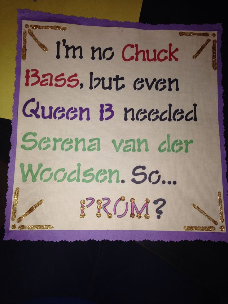 Promposals On Pinterest Prom Proposal Prom And Prom Asking