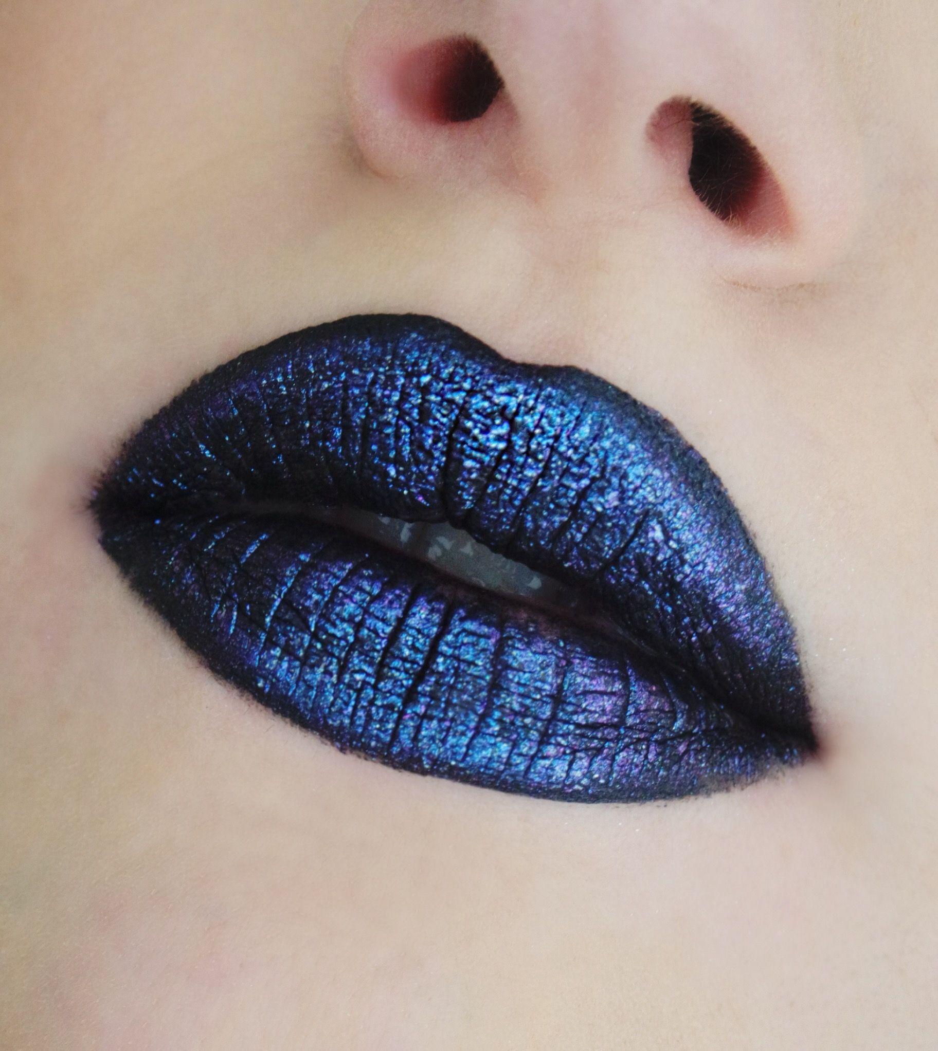 Zwarte Uriel moredjo lippen