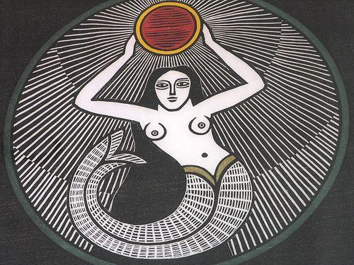 Samico- Sereia