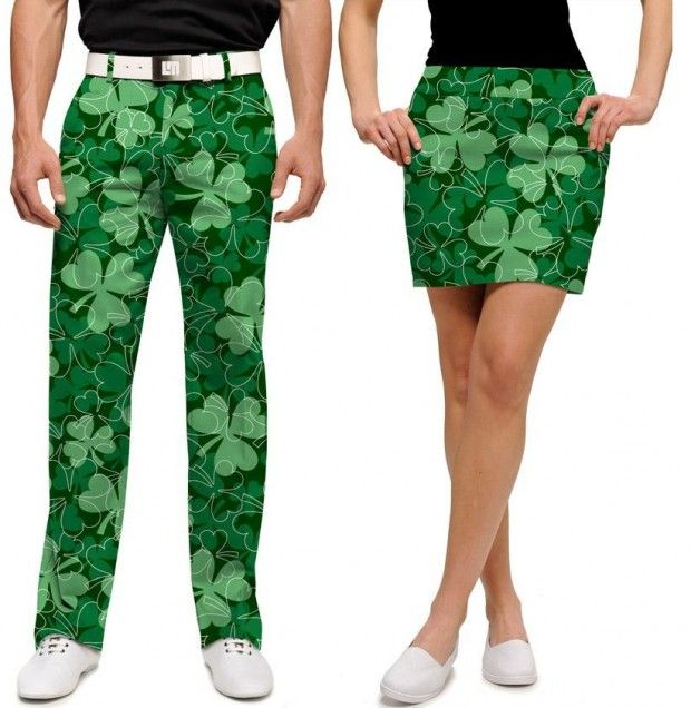 f439565b1 Can you pull off shamrock pants? | St. Patrick's Day | St pattys day ...