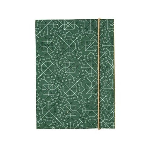 Carnet Colours vert