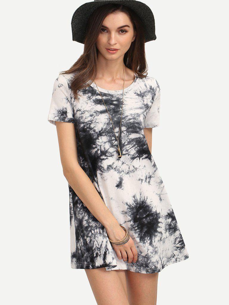 Fabric fabric has some stretch season summer type tshirt pattern