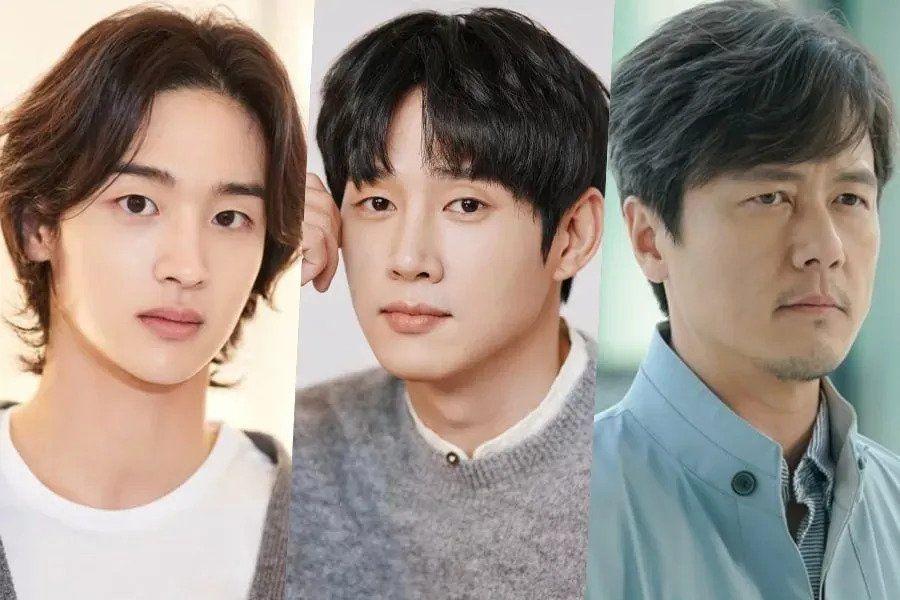 Jang Dong Yoon, Park Sung Hoon, And Kam Woo Sung Confirm Casting For Fantasy Historical Drama