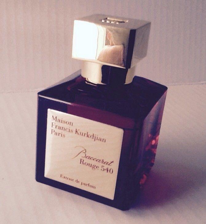 Maison Francis Kurkdjian Baccarat Rouge 540 Extrait De Parfum Niche