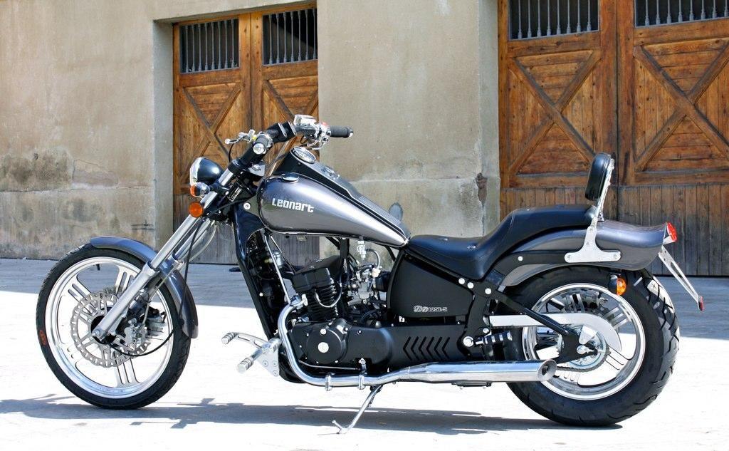 leonart spyder ii 125 350 bikes motos motocycles pinterest choppers. Black Bedroom Furniture Sets. Home Design Ideas