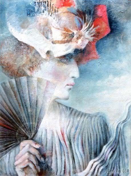 Инга Ключарёва. Портрет молодой еврейки