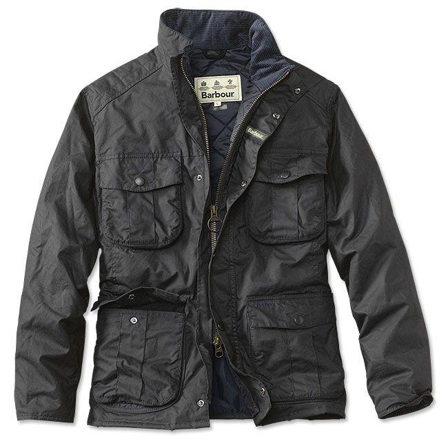 mens barbour waterproof winter utility jacket
