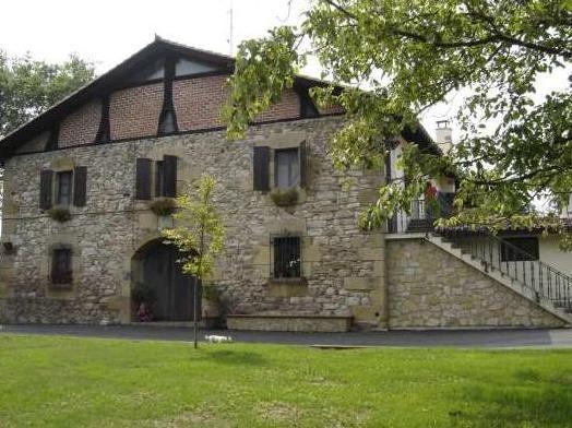Caserio del pa s vasco del s xvii euskal herria pinterest pa s vasco casas r sticas y r stico - Casas pais vasco ...