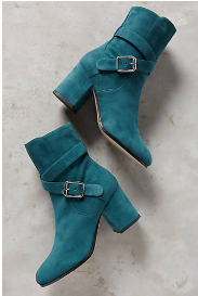 Being Bohemian: Fall Boots