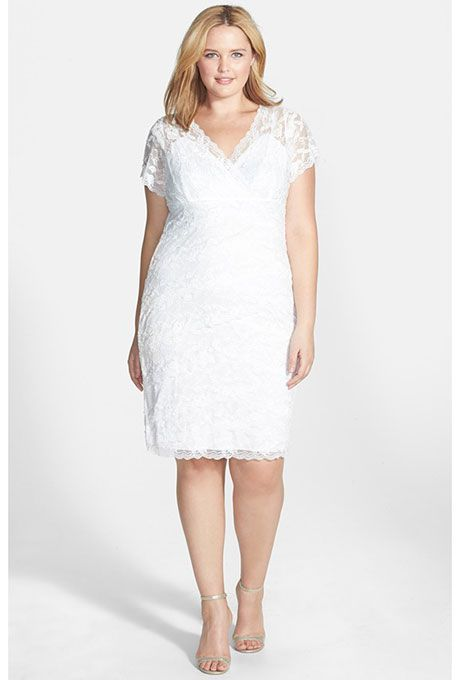 1000  images about Dresses on Pinterest - Casual bride- Plus size ...