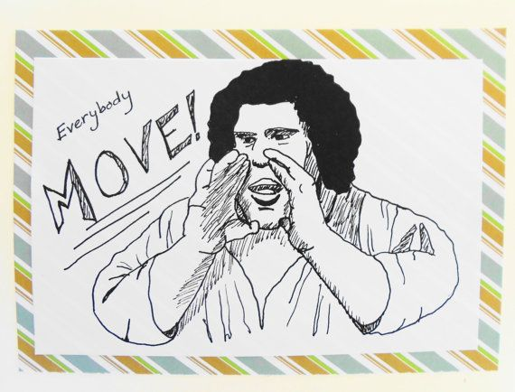 Funny Princess Bride Fezzik Andre The Giant Card By Wellowlbee