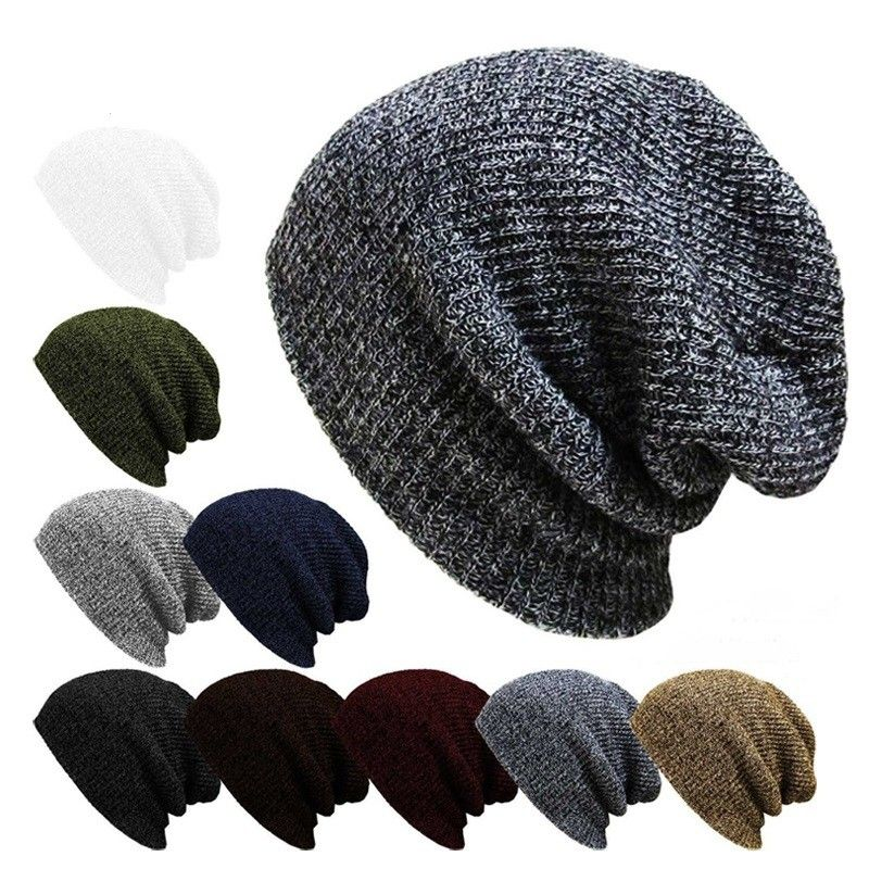 Gorro Crochet Ski Cap  7ed196787b1