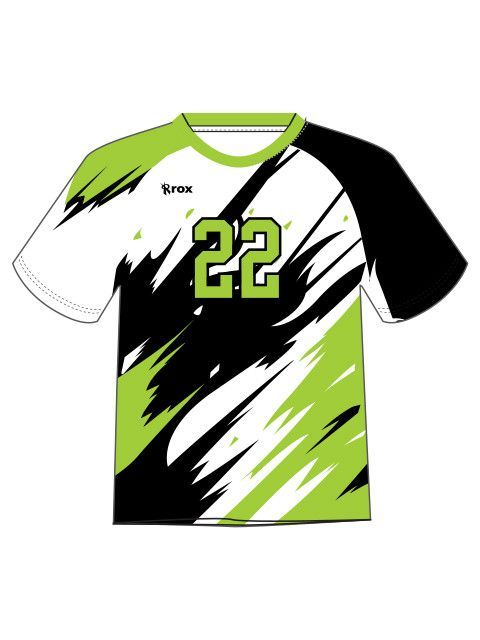 Inferno Men's Sublimated Jersey | sublimation | Rugby jersey