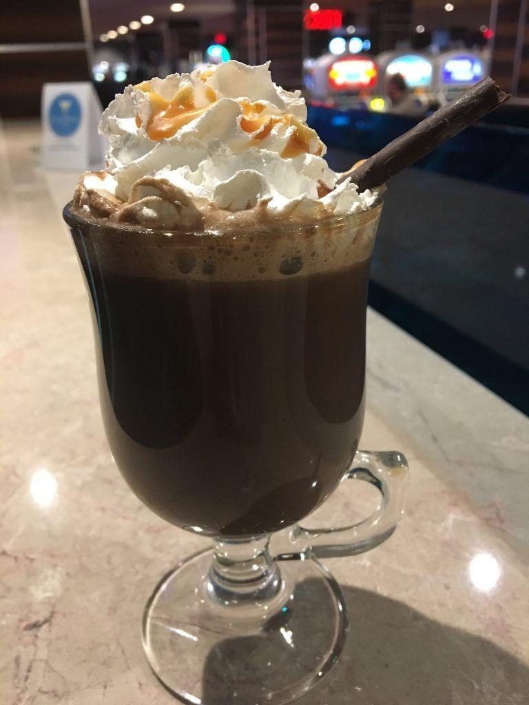 Recipe: Salted Caramel Ghirardelli Hot Chocolate | Mix a little ...
