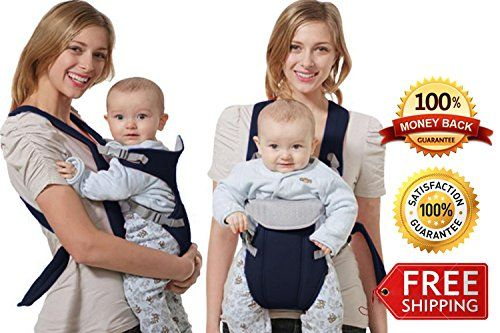 Ultralight Miracle Bebe Carrier 3 Carry Positions Miracle Baby Newborn Wrap Cotton Baby