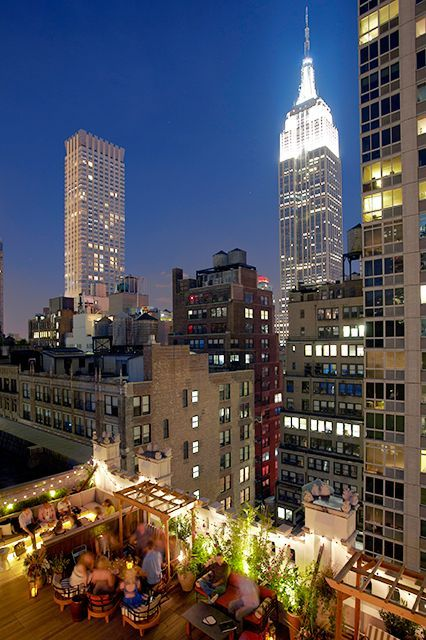 Best Views NYC Hotels, Pools, Restaurants, Rooftop Bars
