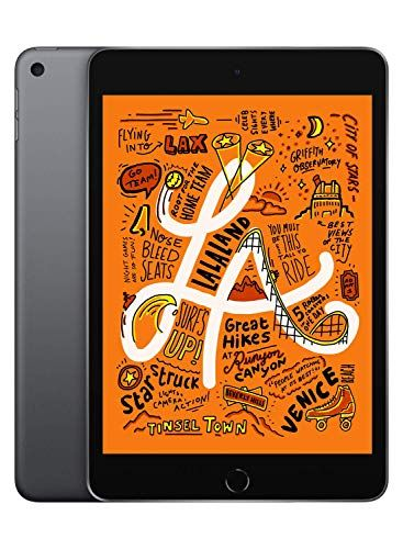 Apple iPad Mini (Wi-Fi, 64GB) - Space Gray (Latest Model) best home accessories Offers  from apple