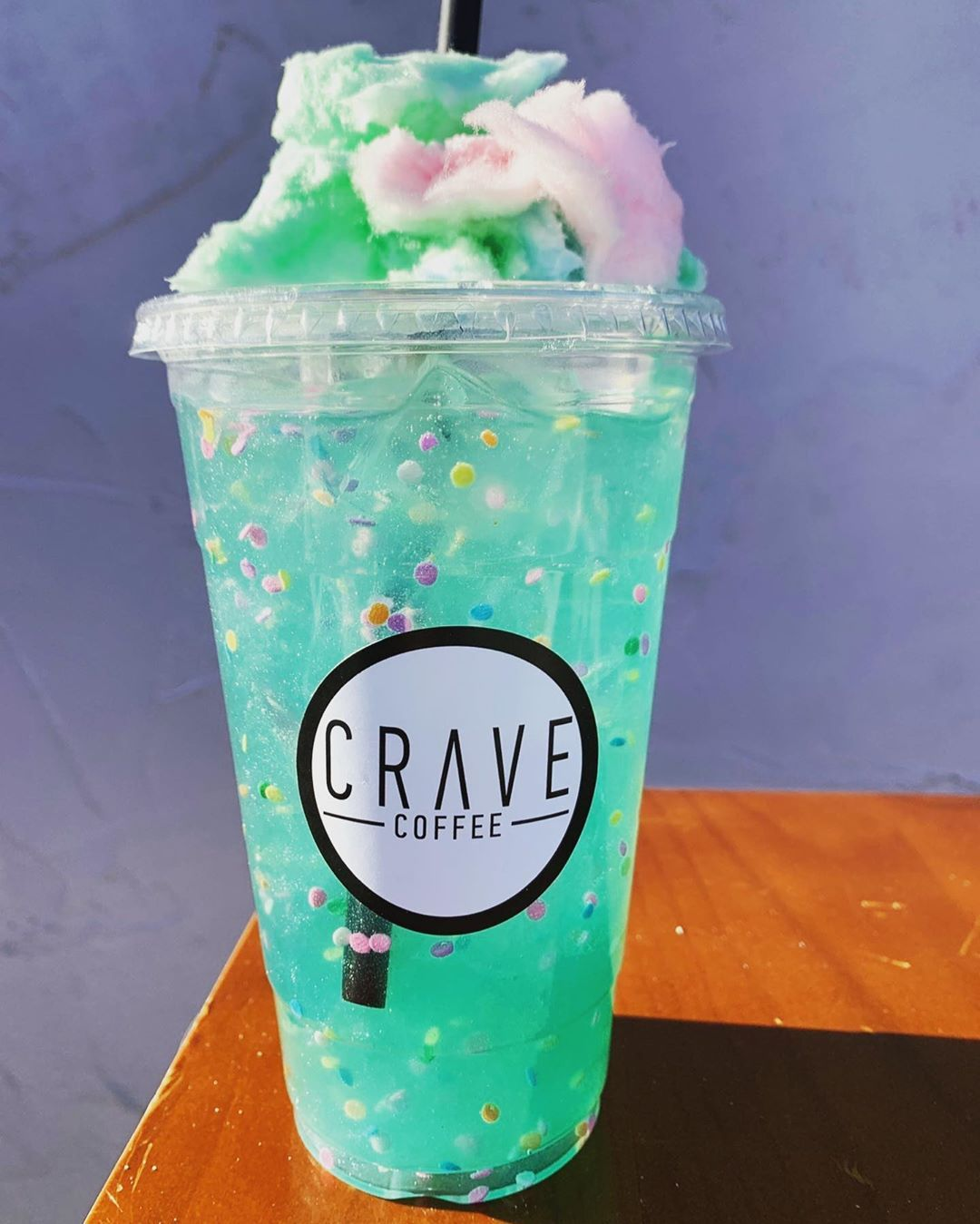 Stop In And Try Our New Cotton Candy Energy Drink Get It With Lotus Or Red Bull Blue Lotus Pictured Tgif New Release Drin In 2020 Energy Drinks Red Bull Blue Lotus