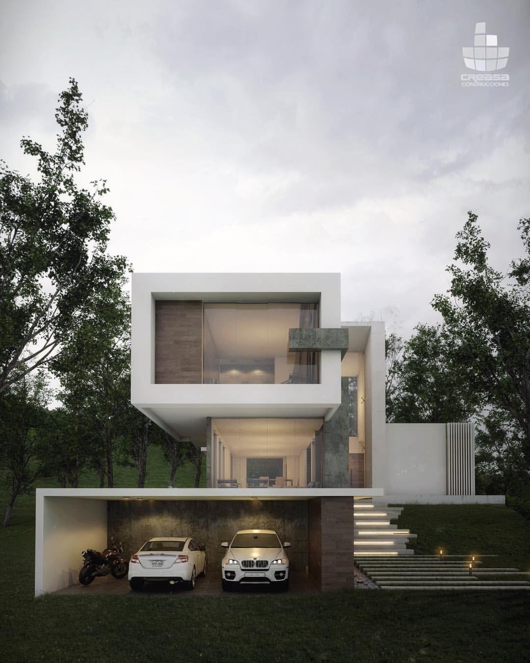 Pin von Erkan auf modern evler | Pinterest | Haus architektur ...