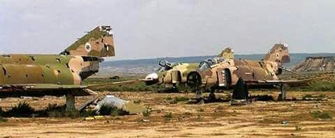 F-4C Phantom II spanish air force