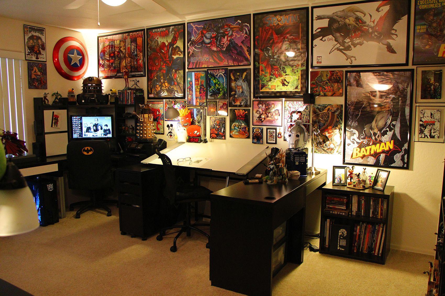 Where I would like to work.