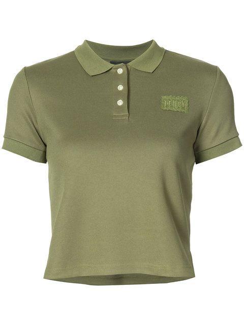 7a33870c FENTY X PUMA Cropped Polo Top. #fentyxpuma #cloth #top | Fenty X ...