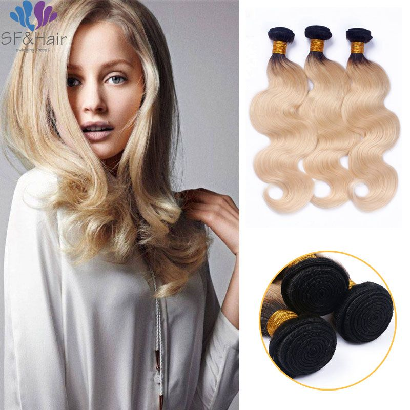 1b 613 Body Wave Human Hair Weave Buy Here Httpsaliexpress